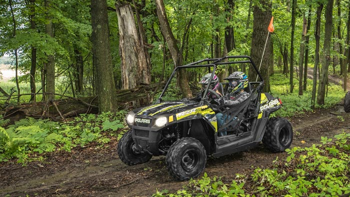 RZR 170 EFI - ELECTRONIC FUEL INJECTED (EFI) 169CC ENGINE