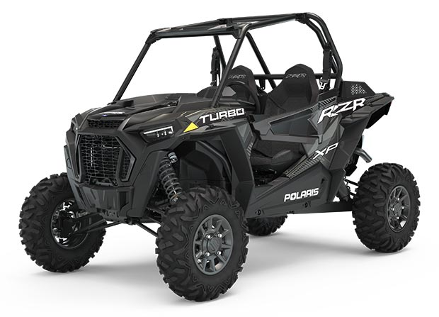 RZR XP® TURBO Black