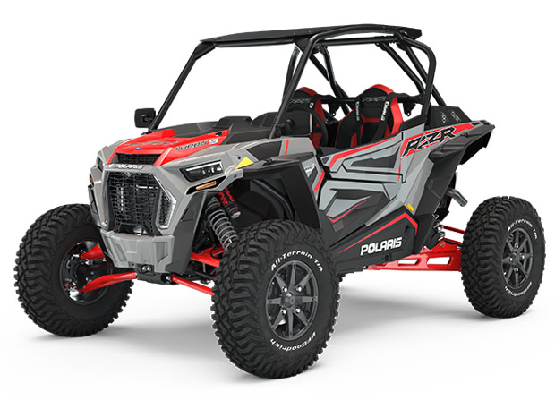 RZR XP® TURBO S Gray